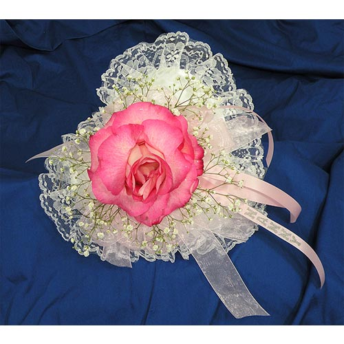 All Shades of Pink Casket Pillow
